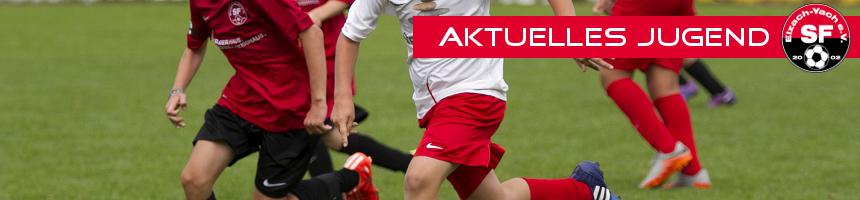 Spielberichte der Jugend - KW15